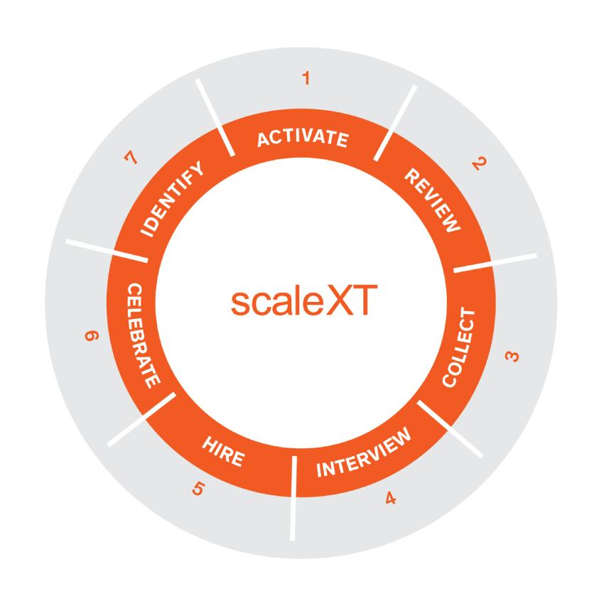 ScaleXT Wheel
